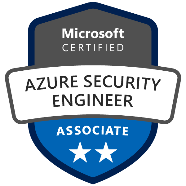 Microsoft Certified: Azure Security Engineer Associate